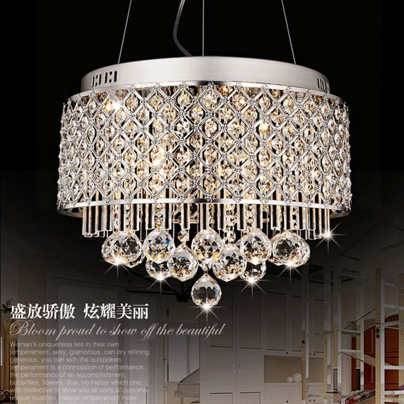 Find More Information About Luxury Bright Re Crystal Chandeliers Modern Ceiling Lamps Lighting Home Decorative
