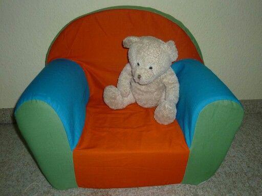 neuer Sesselbezug