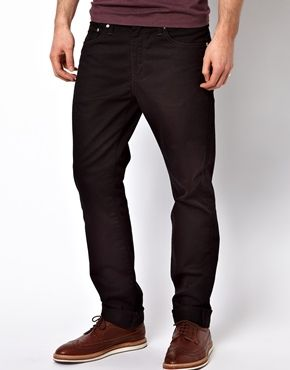 7196b60799fba Levi s Jeans 511 Slim Fit Black Moonshine