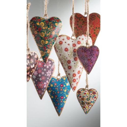 Formas de Fieltro Lunares Corazón Para Artesanías