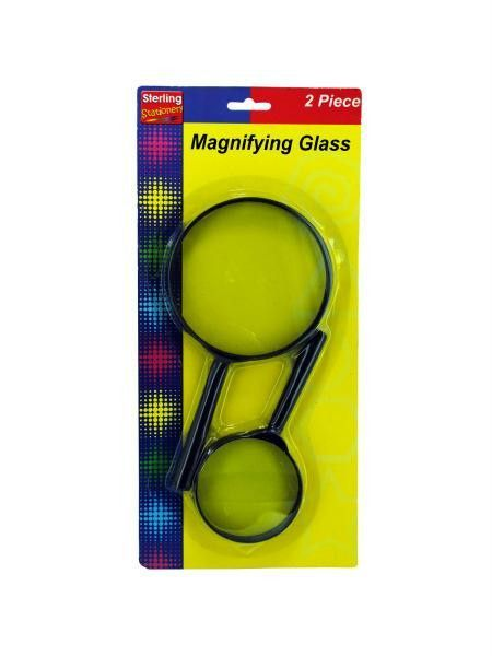 Magnifying Glass Set (Available in a pack of 6)