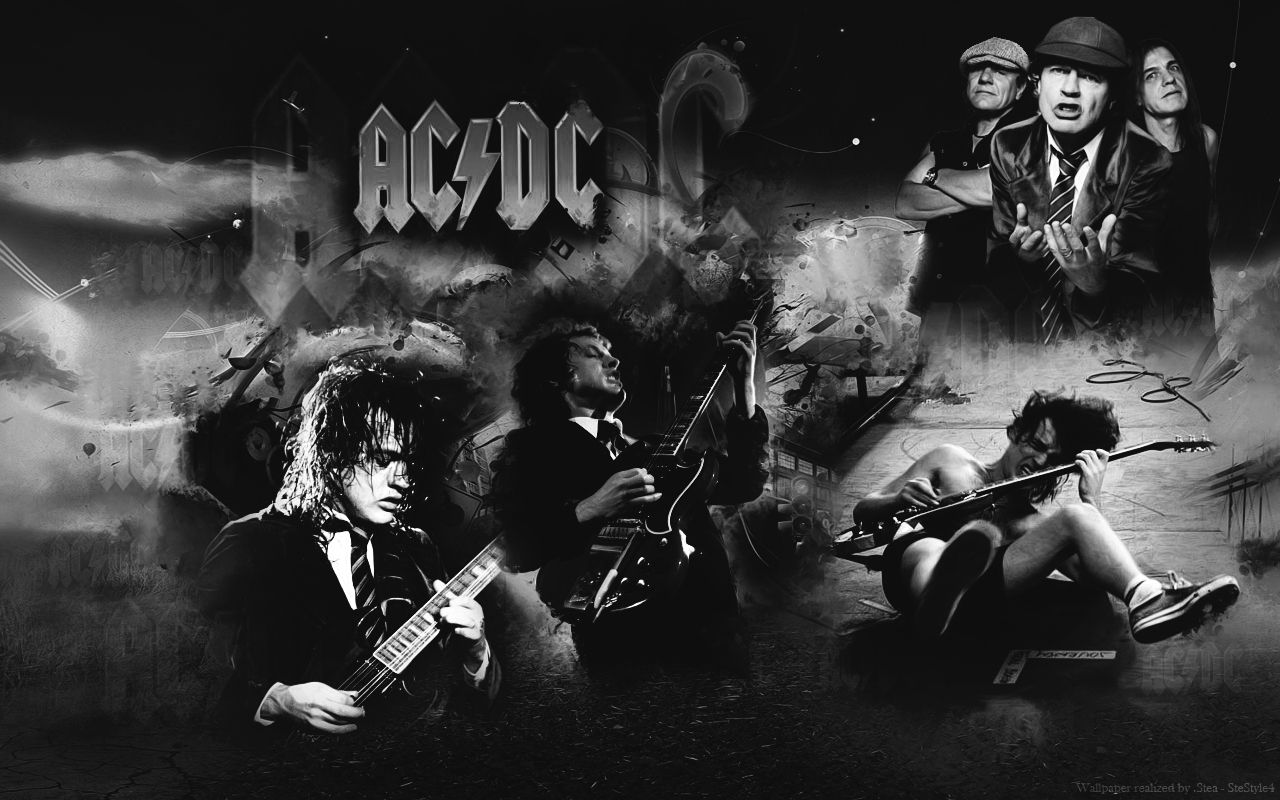 AC/DC are an Australian hard rock band, formed in November