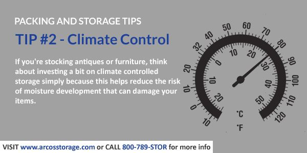 Packing And Storage Tips Think Climatecontrol Www