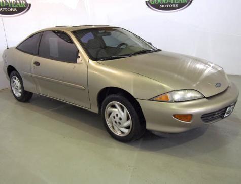 Chevrolet Cavalier coupe '96 — $1,500 in Houston, TX ...