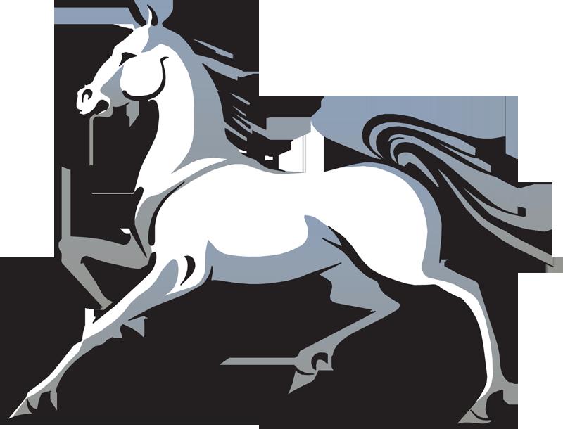 25++ Horse running away clipart info