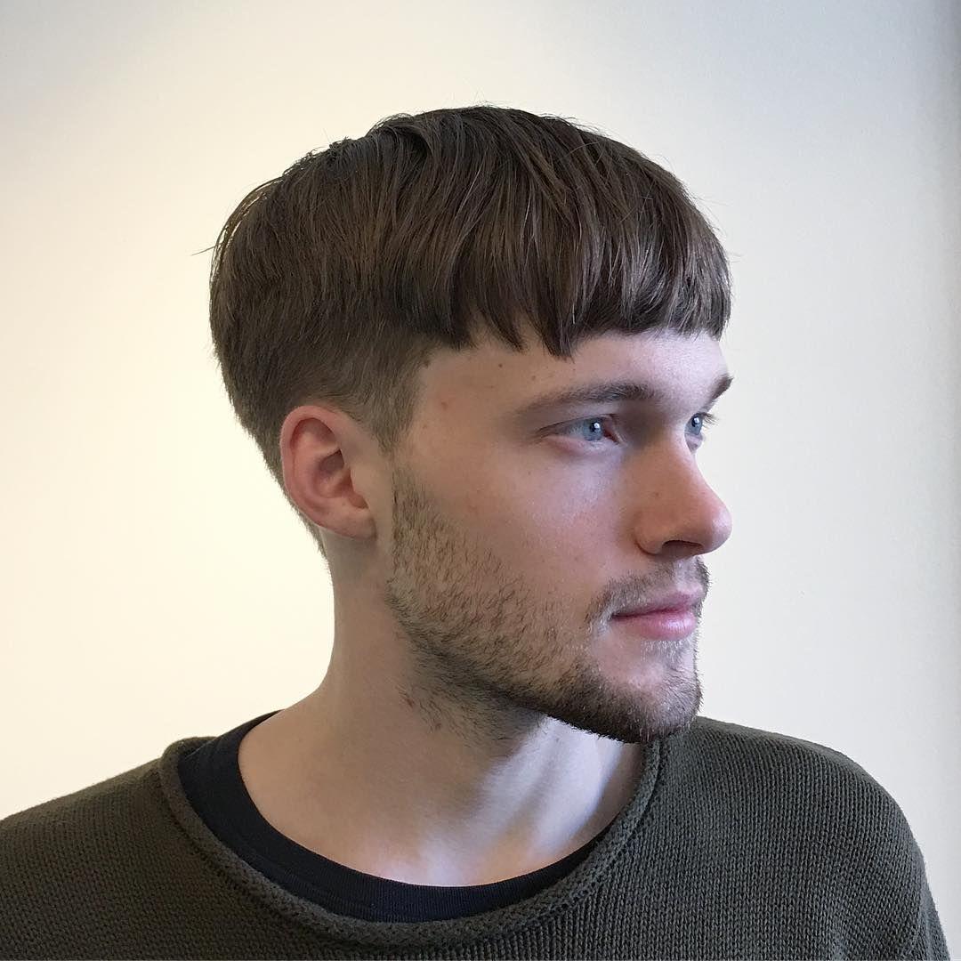 macho hairstyles