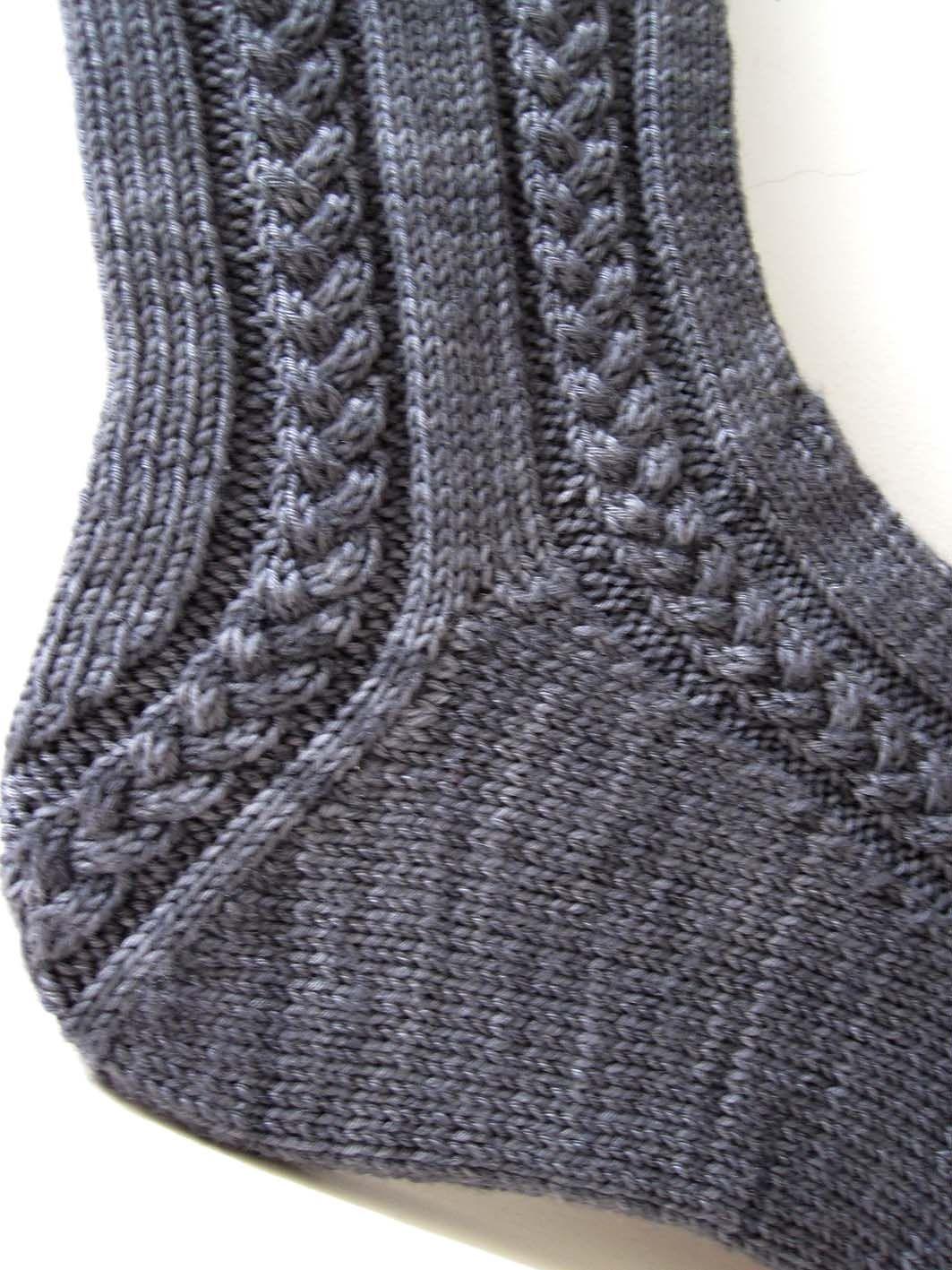 Ravelry Maudie by General Hogbuffer Socken stricken