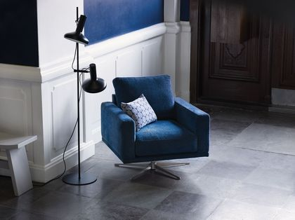 fauteuils cosy pour le salon nos fauteuils coups de coeur fauteuil bleu coin lecture et. Black Bedroom Furniture Sets. Home Design Ideas