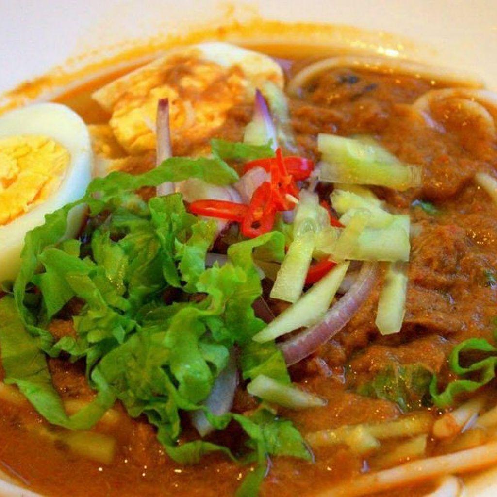 Laksa Penang Asli Paling Sedap Laksa Ethnic Recipes Food