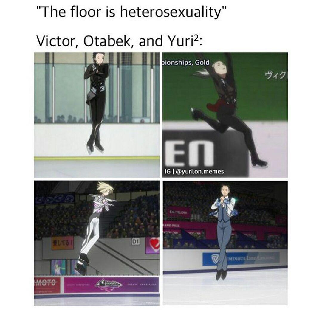 Parlo di Yuri on Ice