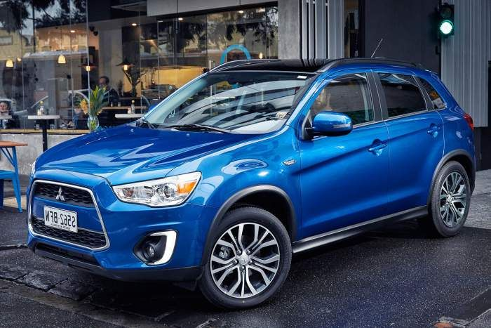 2018 Mitsubishi ASX Review, Release Date, Price | cars | Suv