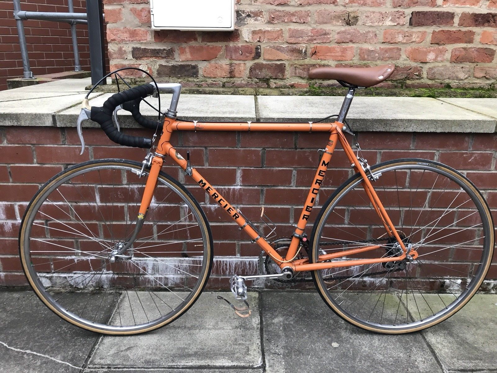 d7000d6f892 Vintage Mens Mercier Bicycle, Great Condition | eBay | Cycling ...