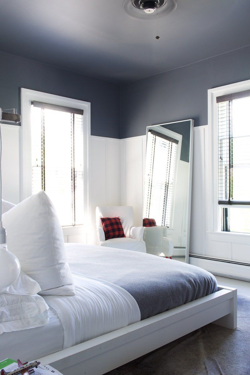Chambre A Coucher Peinture Gris ideas to steal: break out of your painting rut like these