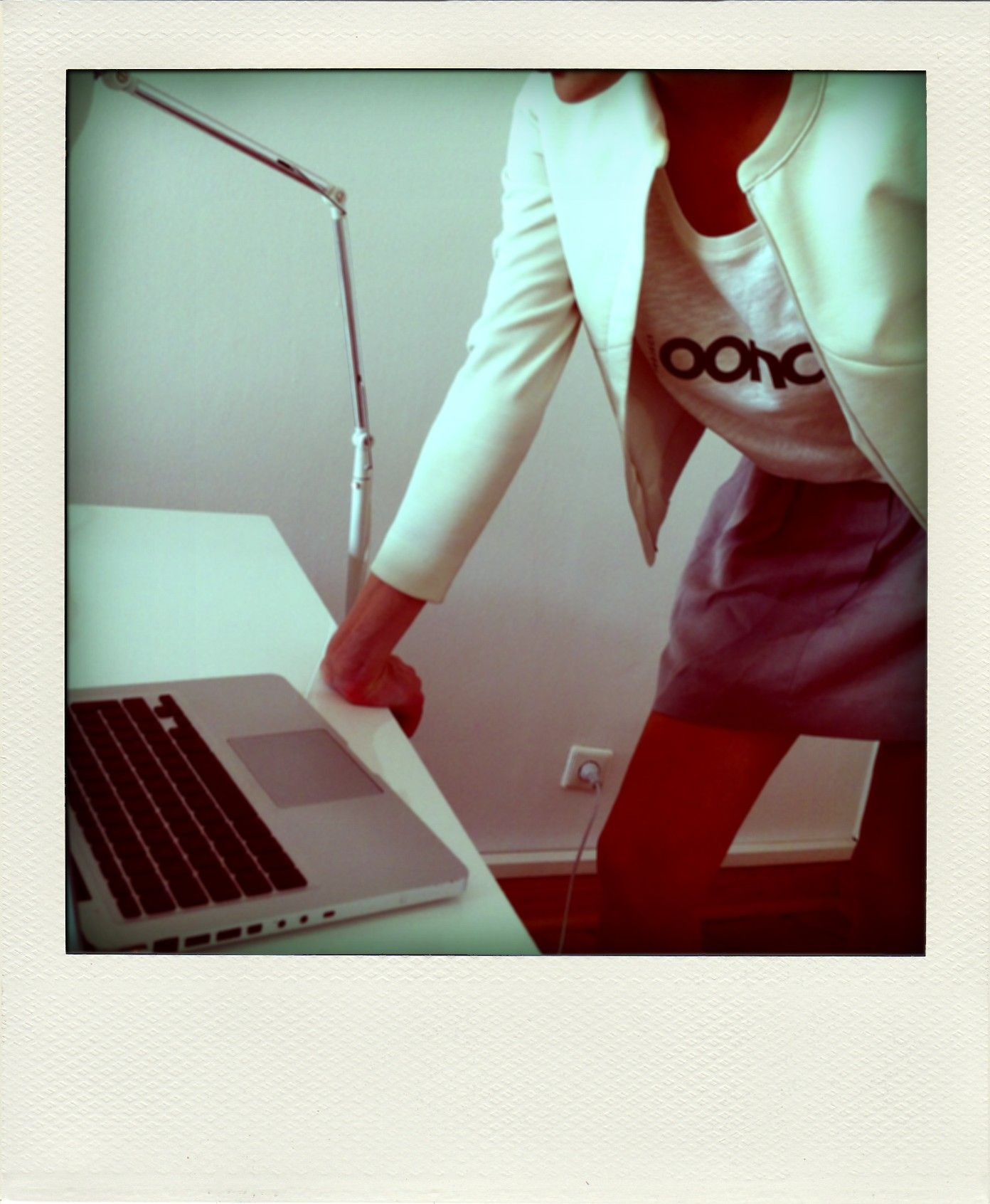 Project OONA T-Shirt offic style