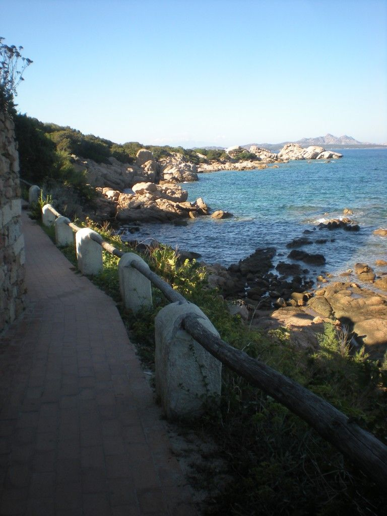 Costa Smeralda Baia Sardinia Et Porto Rotondo Sardinia