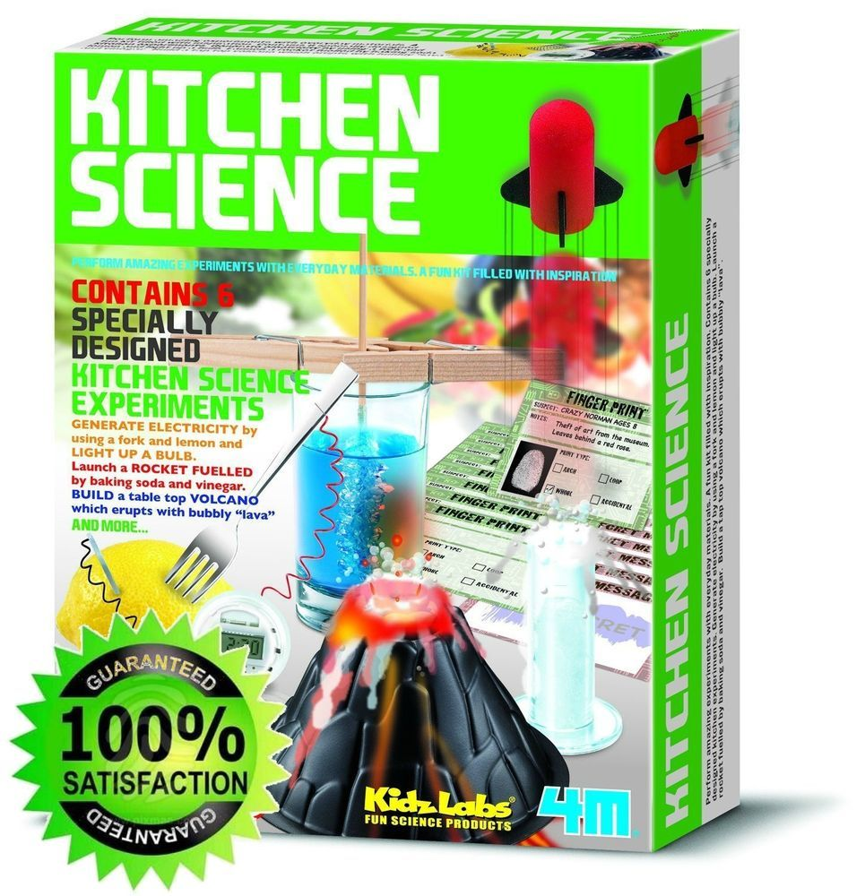 Educational Toys For 8 Year Olds Science Experiments For Kids ...