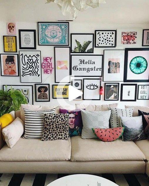Home Decor Bohemian 43 Ideen Wie man das Sofa an der Wand dekoriert. Wohnzimmer Gemütlich # eclecticdecor.Home Decor Bohemian 43 Ideen Wie man das Sofa gegen die Wand dekoriert. Wohnzimmer Gemütliches #eclecticdecor