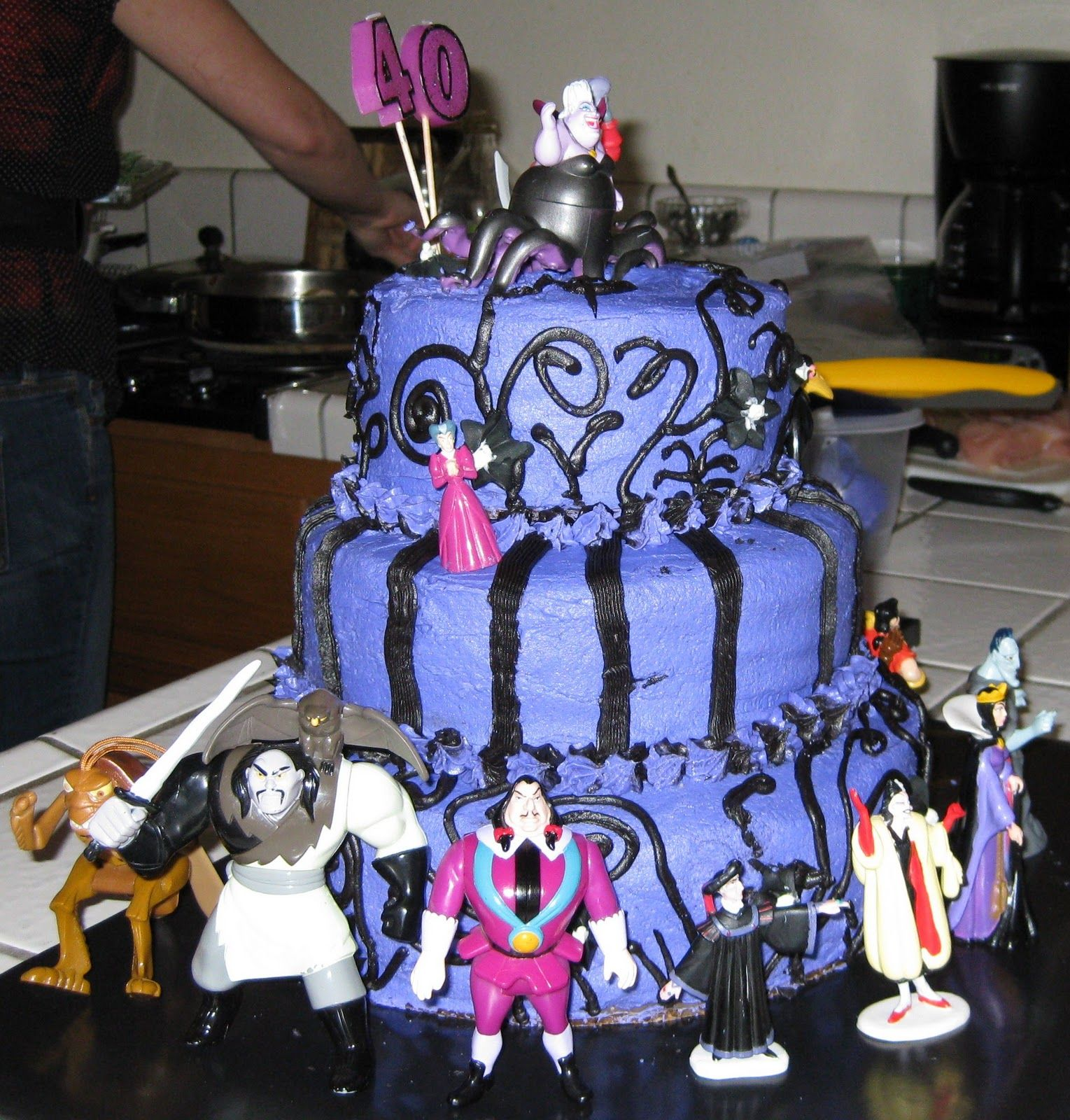 Disney Villains Cake Things I Love in Cake Form Pinterest