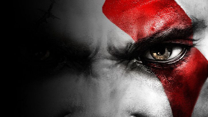 God Of War Kratos Face Wallpaper High Resolution Wallpaper
