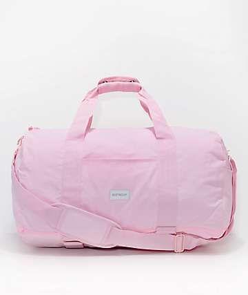 RipNDip Lord Nermal Pink Duffle Bag  72f8e348b846