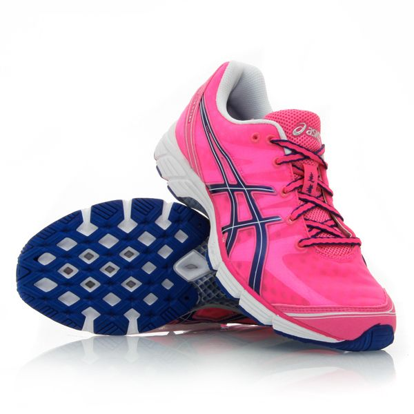 Asics Gel DS Racer 9 - Womens Running Shoes - Pink/Blue/White ...