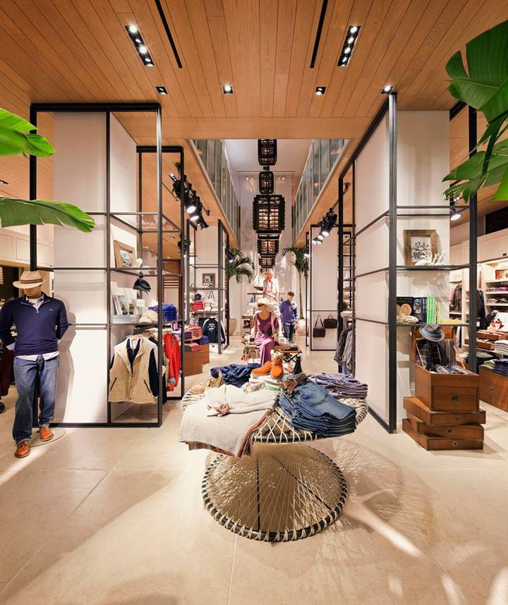 Awesome Tommy Bahama Store By Michael Neumann Architecture, New York City Fashion