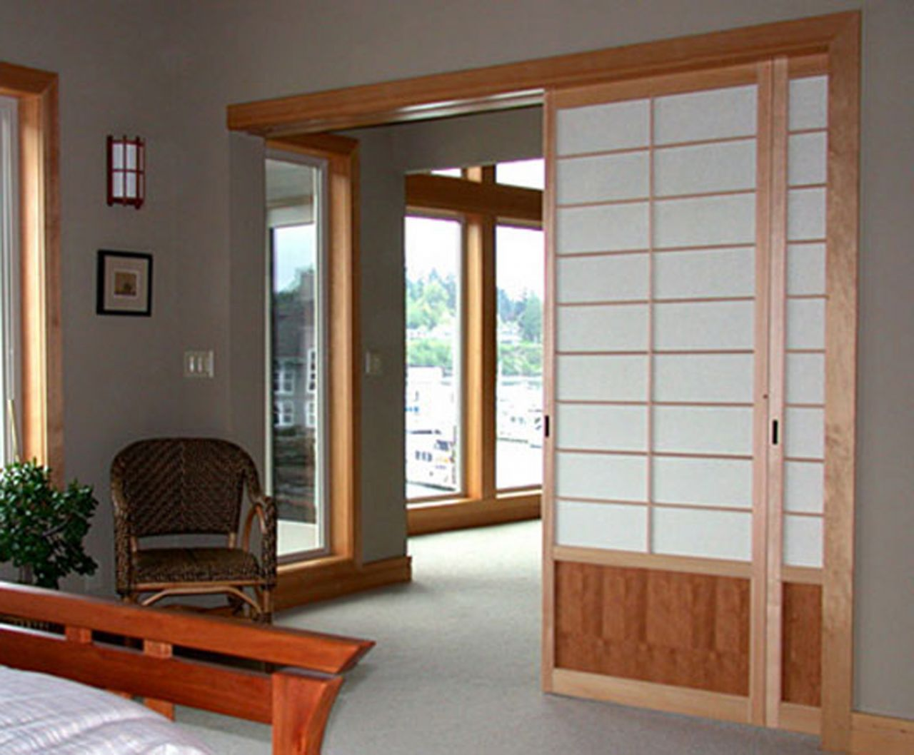 Pin by Adam Ross on Japanese sliding doors | Pinterest | Sliding ...