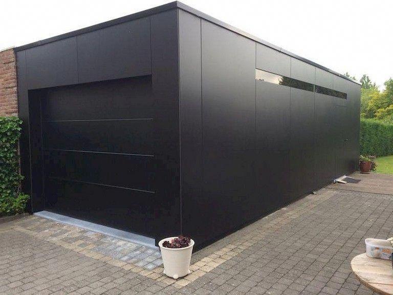 Good Inspiring Ideas To Consider Garagedoorswithwindows In 2020 Modern Carport Garage Door Design Modern Garage