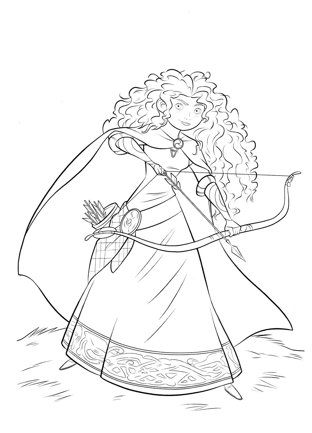 Picture brave coloring pages | Coloring For Kids | Pinterest