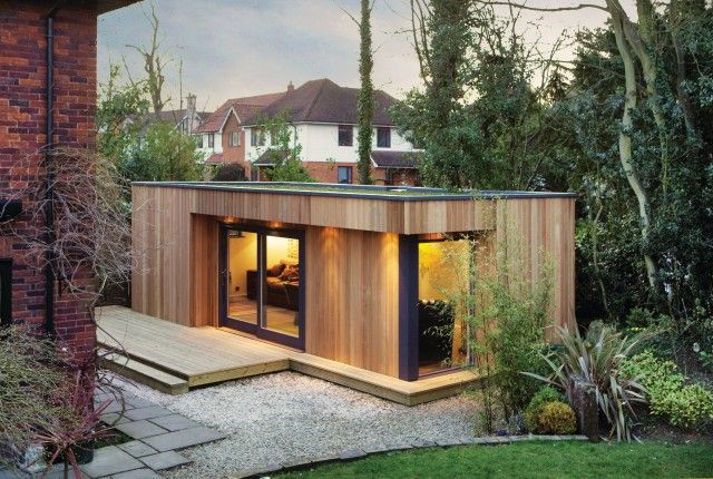 Bon Cool Garden Rooms Design