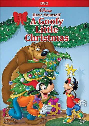Disney Have Yourself A Goofy Christmas