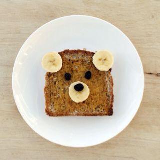 Cutest breakfast ever! :)
