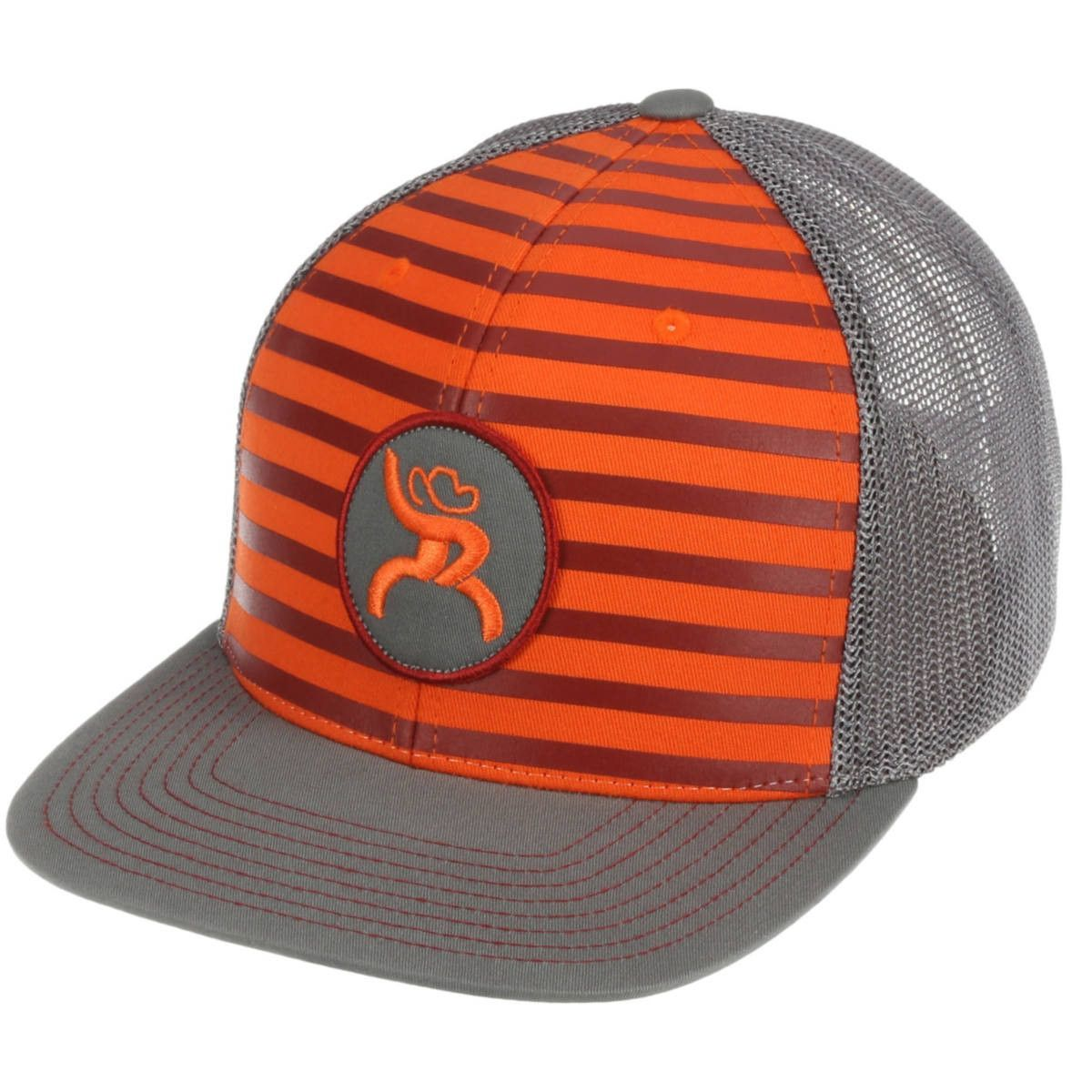 best website cf2ce 40e17 ... inexpensive hooey hat youth maroon orange chute roughy snapback trucker  ball cap 4322t gyma ca952 25e7a