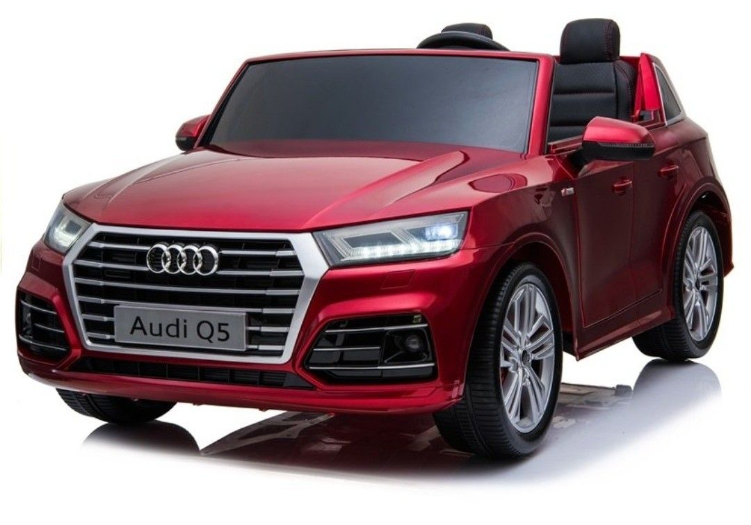 Only 3 Left Introducing The Audi Q5 That Offers 2 Motors 12v Battery Opening Doors Real Paint Mp4 Dvd Screen Classic Car Insurance Ride On Toys Audi Q5