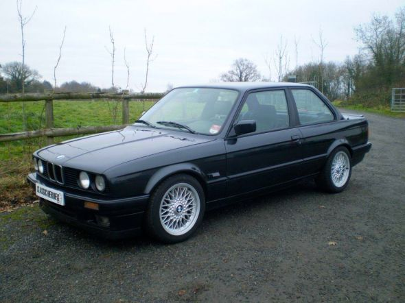 Classic Heroes BMW E30 320is a rare and inspired car  E30