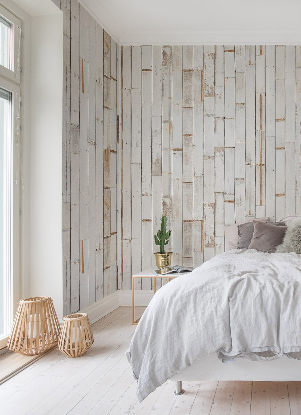Deko Tapete Schlafzimmer Bali Boards Deko Wall Wallpaper Modern Wallpaper Bedroom Wall