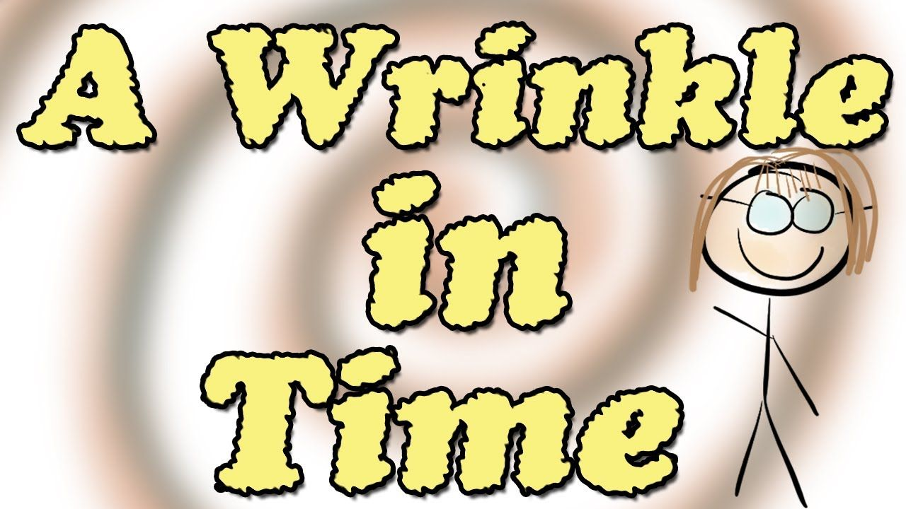 A Wrinkle In Time By Madeleine LEngle Review  Minute Book