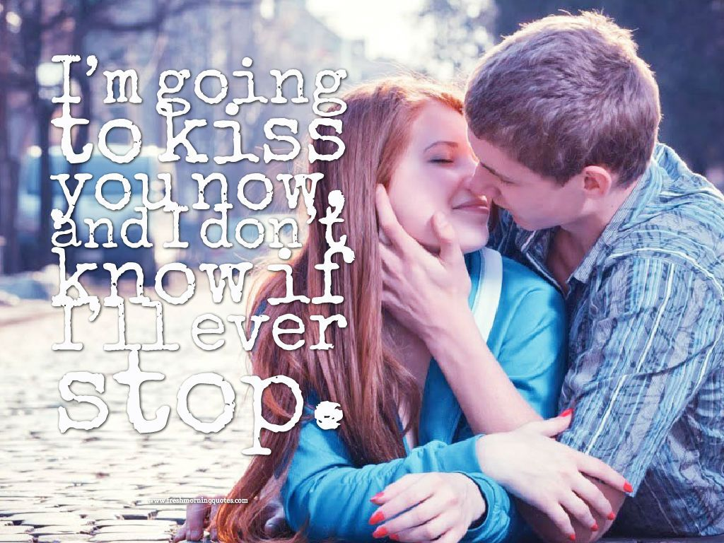 Love Good Morning Kiss Wallpaper : Im going to kiss you - Good Morning Romantic Kiss ...