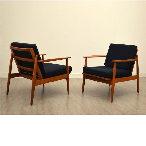 fauteuils annee 50 - Recherche Google | Please sit down in fifties ...
