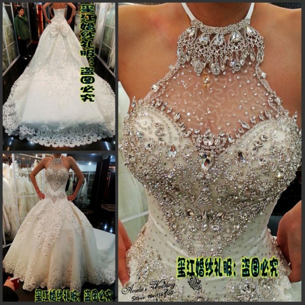 Crystal Back Wedding Dress Google Search Clothes Wedding
