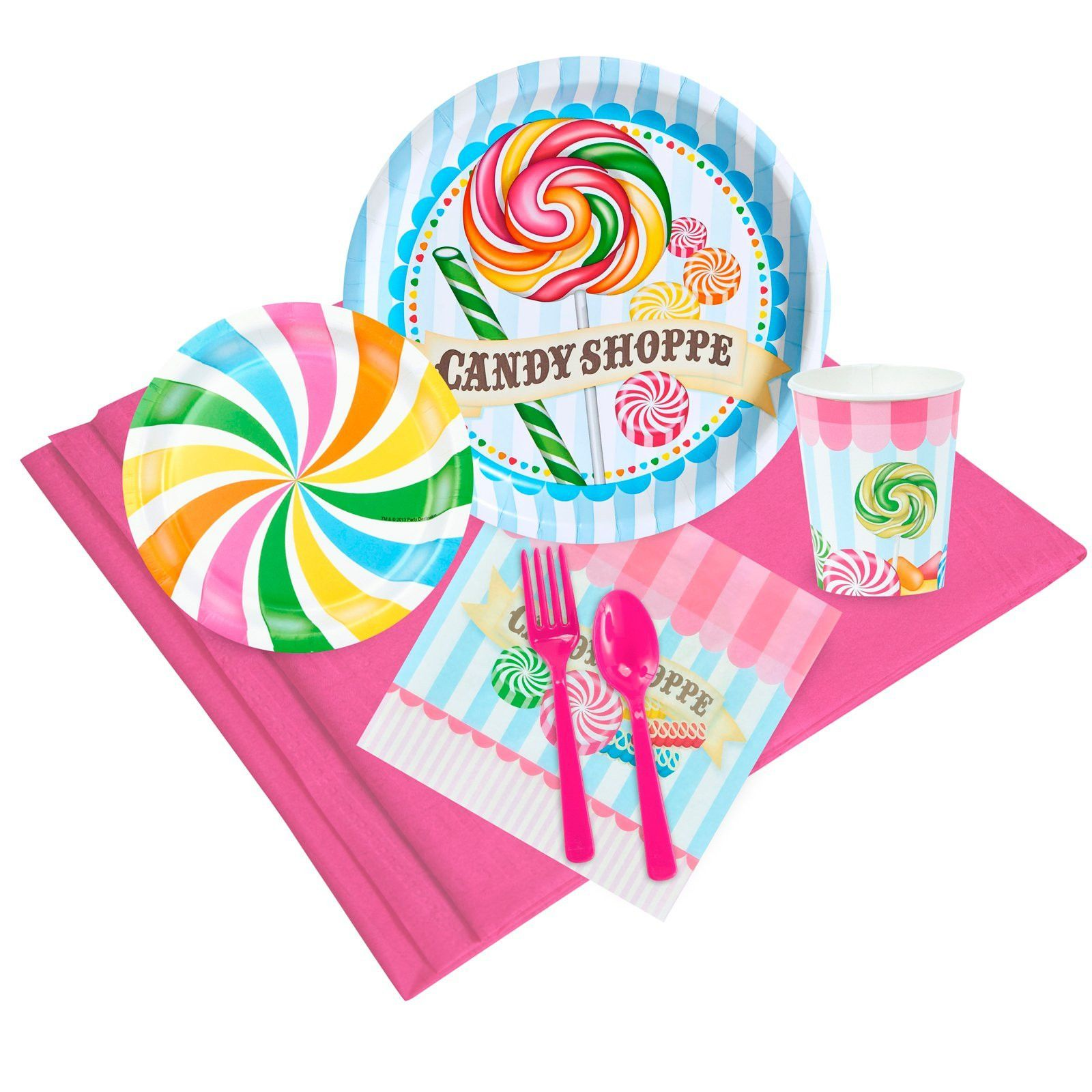 Candy Shoppe Party Pack