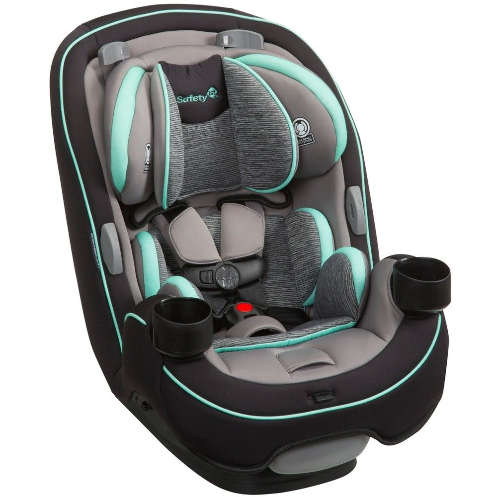 Safety 1st Grow And Go 3in1 Convertible Car Seat Aqua