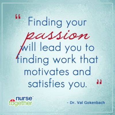 Finding your passion will lead you to finding work that motivates - what motivates you
