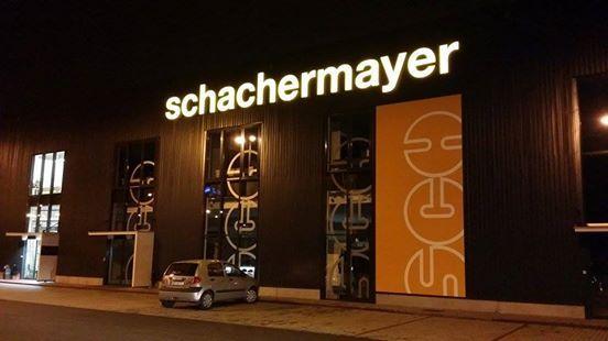 Schachermeyer - Brno, H-Park Heršpická
