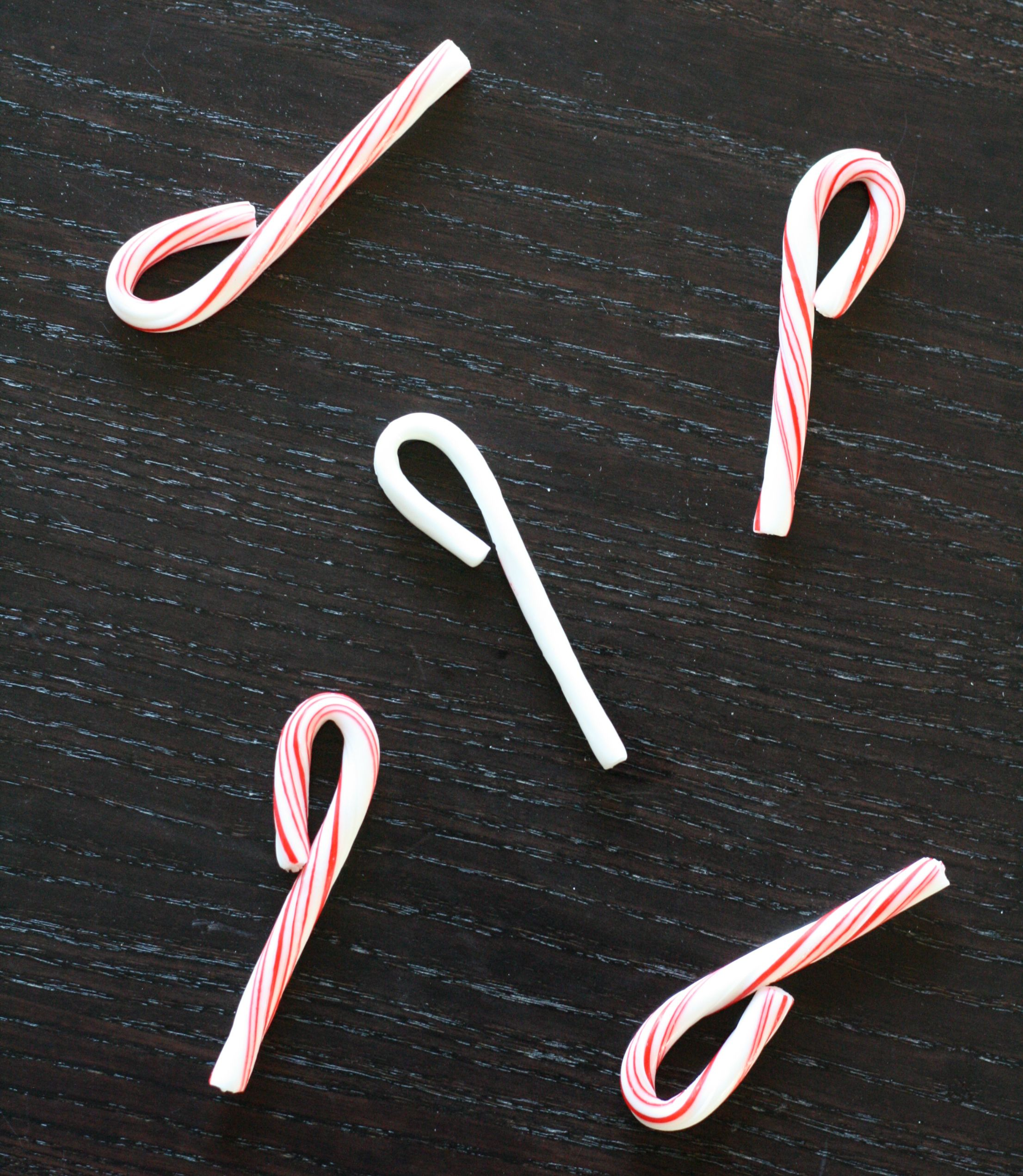 Disappearing Candy Cane Stripes