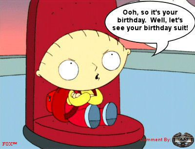 Pin By Michael Mcdonagh On Stewie Griffin Of Family Guy Birthday