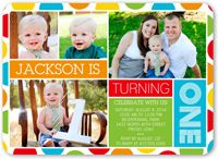 Baby Boy First Birthday Invitations Boy 1st Birthday Invites