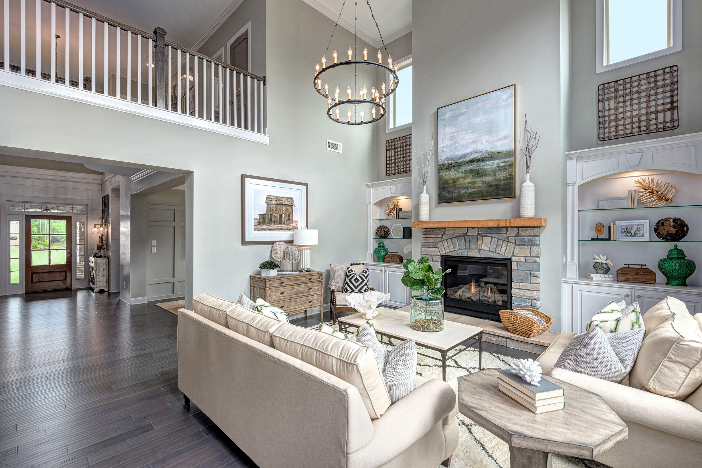Calatlantic Homes Atlanta Ga Model Home Merchandising Haven Design Works Home New Homes For Sale New Homes
