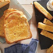 White Breakfast Bread
