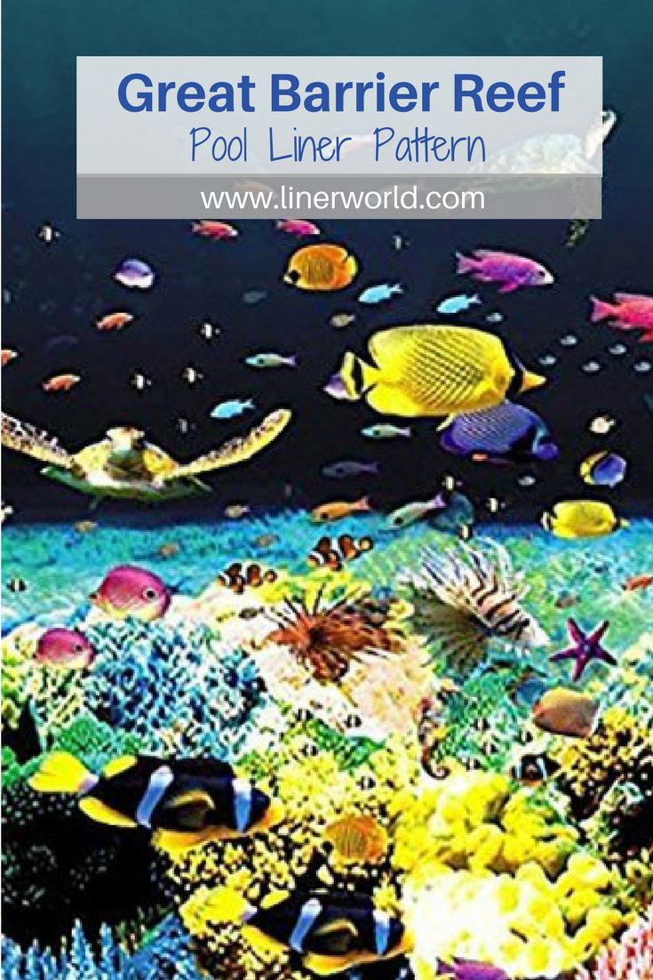 Great Barrier Reef Round Overlap Barrier Reef Pools Swimming Pool Liners Great Barrier Reef